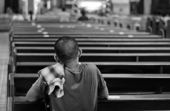 Inside the Philippines's church