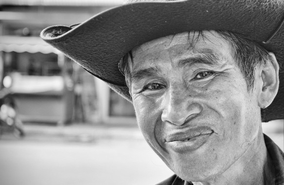 Portrait image from Chiang Mai project