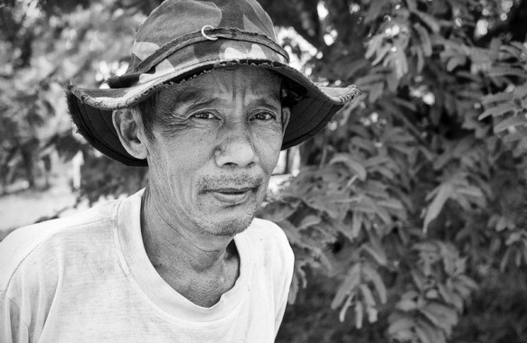Sing-jin Portrait from Chiang Mai project