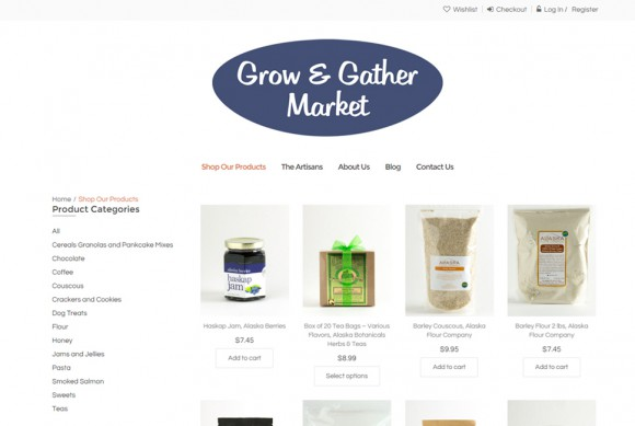 Grow and Gather Market