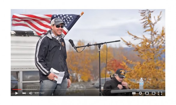 Anchorage Alaska Videography Services at Alaska Patriots Event