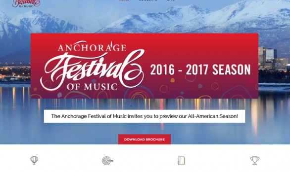 Anchorage festival of music